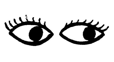 imagenes para colorear ojos dibujos de ojos para colorear