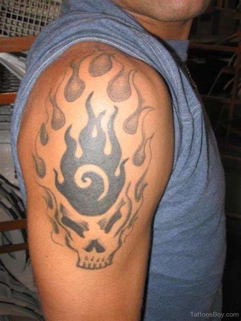 flame tattoo tattoos designs pictures page 4