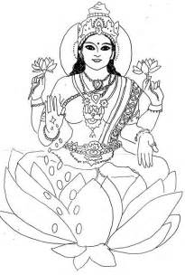 Lakshmi Coloring Pages lakshmi coloring pages coloring pages