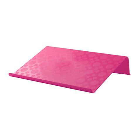 porta notebook ikea br 196 da supporto per pc portatile rosa ikea