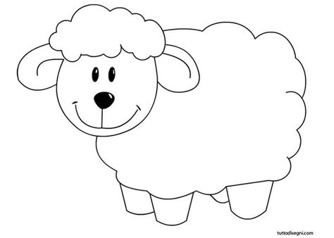 lamb coloring pages preschool 87 best coloring page images on pinterest
