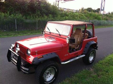 1994 Jeep Wrangler Se Purchase Used 1994 Jeep Wrangler Se Sport Utility 2 Door 4