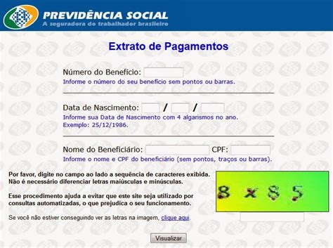 extrato anual inss pagamento 2015 extrato anual de beneficio de 2015