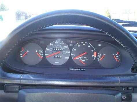 porsche dashboard porsche 944 dash