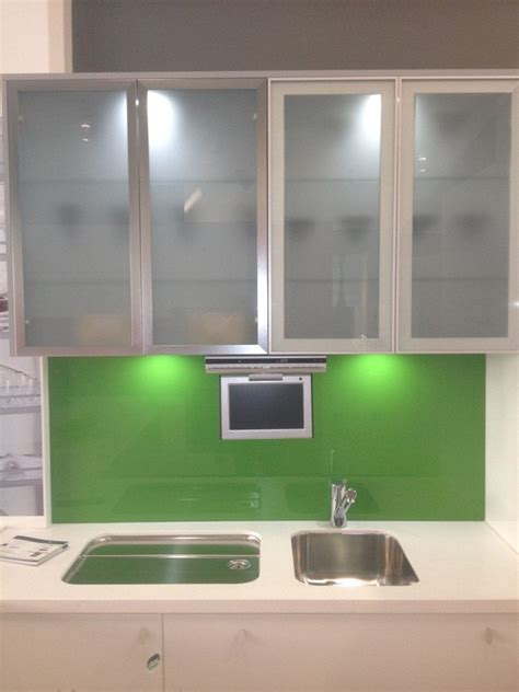 Glass Kitchen Cabinet Doors by Ideas On Installing The Best Frosted Glass Cabinets In