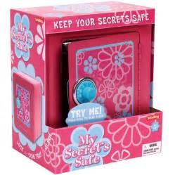 My secret safe with alarm