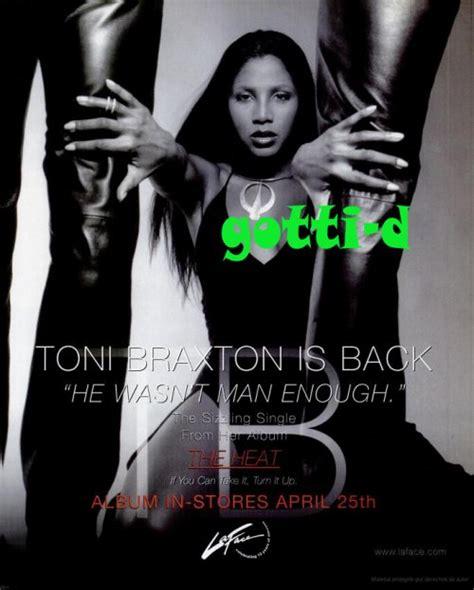 Cd Toni Braxton The Heat toni braxton the heat gotti d