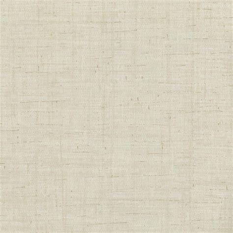 Brewster Eanes Beige Fabric Weave Texture Wallpaper Sample