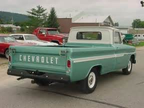 66 Chevrolet Truck 66 Chevy Had Fresh New Look Cars Weekly