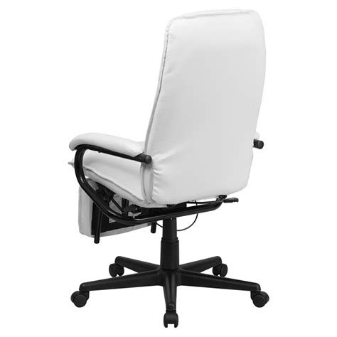 reclining high chair from birth leather executive reclining swivel office chair high