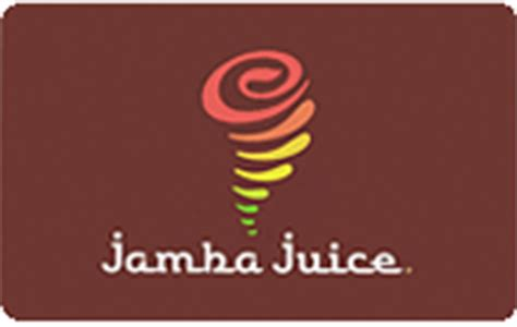 Jamba Juice Gift Card Promotion - buy chuck e cheese s gift cards at a discount gift card granny 174