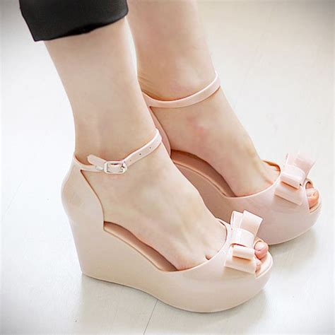 Sepatu Vintage Korean Glossy Vintage Shoes Sneakers Wedges 17 best images about taobao on dress and wedding jewellery accessories