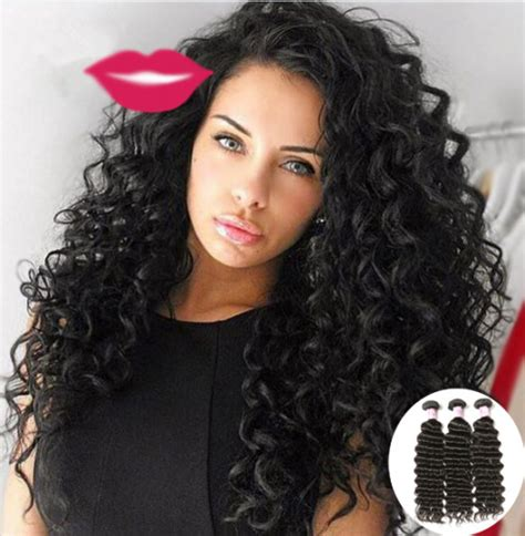 wave vs wave hair extension beautyforever 7a indian virgin deep wave hair weave