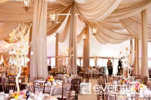 fabulous drapery ideas for weddings the magazine