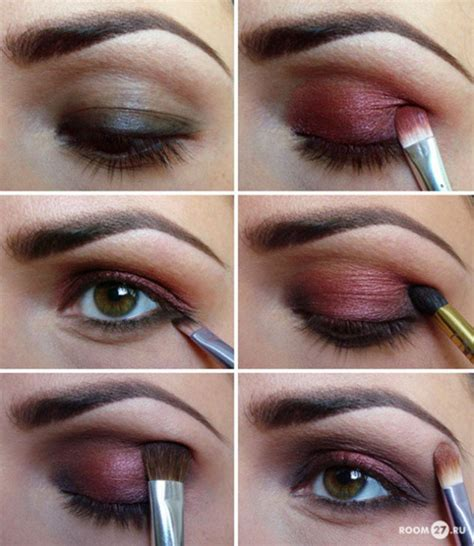 tutorial for eyeshadow 5 makeup tricks that make brown eyes look special