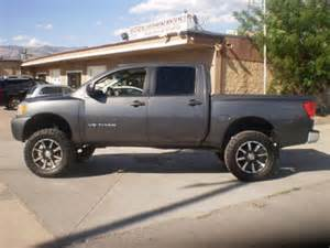 Used Nissan Titan 4x4 For Sale Used 2007 Nissan Titan Xe Crew Cab 4x4 For Sale Stock