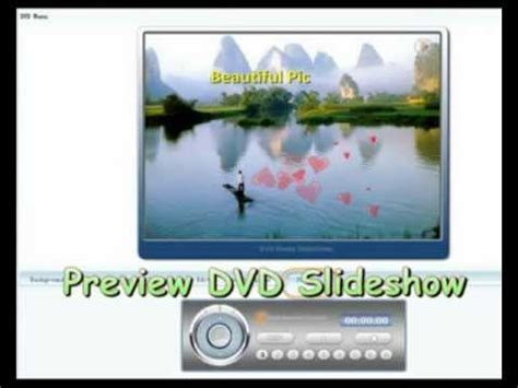 Best DVD photo slideshow software and make photo slide