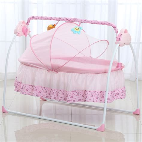baby bassinet swing 20 off electric baby bassinet cradle swing rocking free