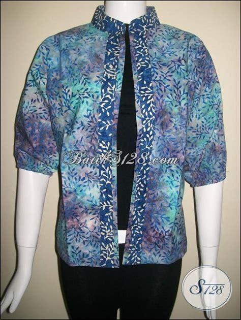 Bolero Batik Blazer Batik Bisa Bolak Balik blazer batik bolak balik asli dari toko batik murah di