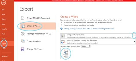 cara membuat film pendek dari power point cara membuat video dari slide ms powerpoint 2013