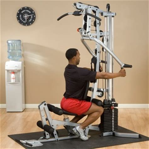 fitnesszone powerline bsg10x home