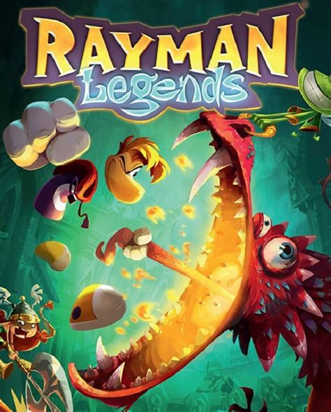 Kaset Nintendo Switch Rayman Legends Definitive Edition rayman legends definitive edition news demo released for nintendo switch comes with four