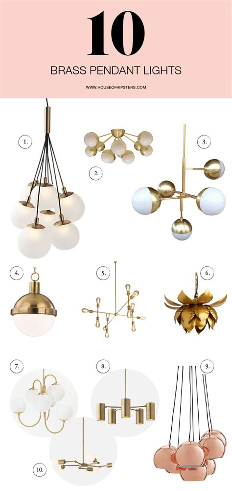 Brass Decor by Home Decor Lighting Free Best Images About Light Fixtures