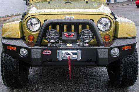 Arb Bumper Jeep Arb 3450220 Bumper Deluxe Bar Ships Free Jeep Wrangler Jk