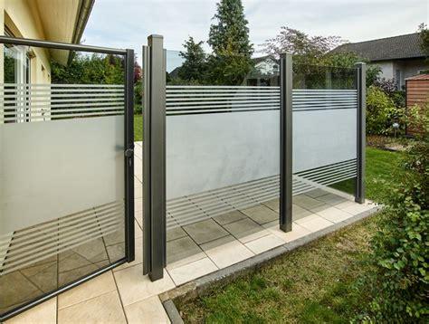 Terrasse Windschutz Glas by Die 25 Besten Ideen Zu Windschutz Glas Auf