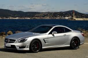 mercedes new car 2013 mercedes sl63 amg new car review autotrader