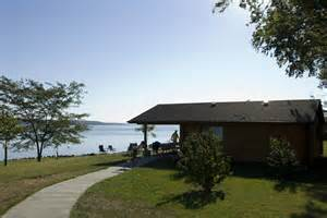 Lewis And Clark Lake Cabins think summer and state park cabins in the