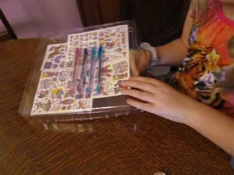 tattoo kit unboxing unboxing ultimate tattoo kit lisa frank by juliana youtube