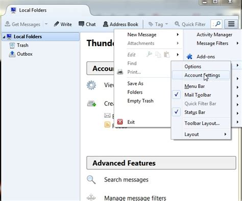 thunderbird email for android mozilla thunderbird for android 28 images mozilla thunderbird sincronizzare un
