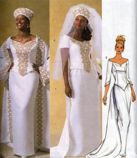wedding attire costs wedding gown dress caftan sewing pattern oop ebay