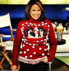 katie couric lights up her talk show as she shares her