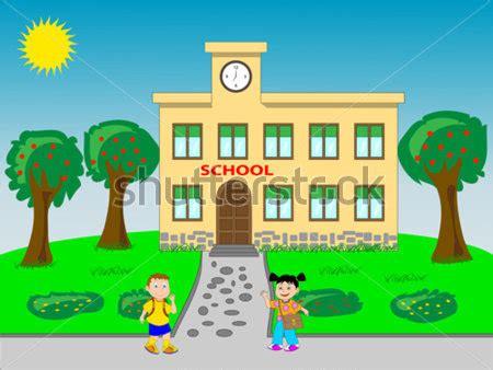 imagenes animadas de una escuela una escuela animada imagui