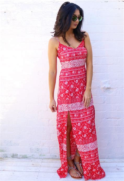 Front Ethnic Maxi one nation clothing sale