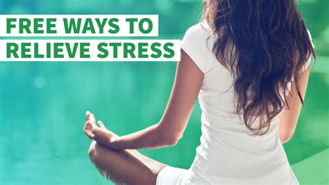 7 Ways To Relieve by 7 Free Ways To Relieve Stress