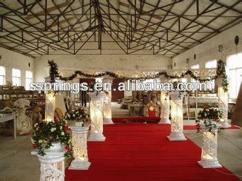 used wedding decor for sale decoration