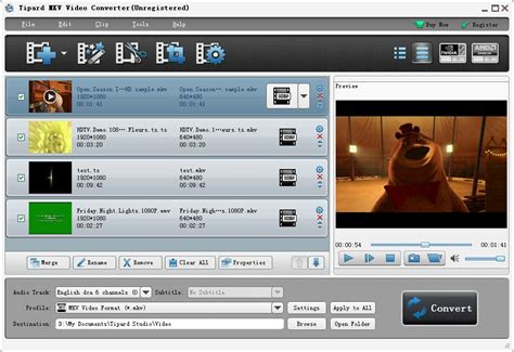 kmv format converter tipard mkv video converter convert mkv to avi mpg mp4