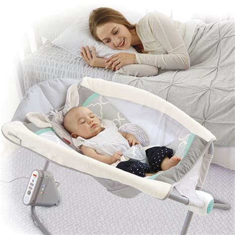 Incline Sleepers For Infants by Safari Dreams Deluxe Newborn Auto Rock N Play Sleeper