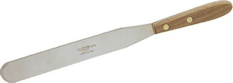 ontario spatula hardwood handles stainless 8 quot blade x