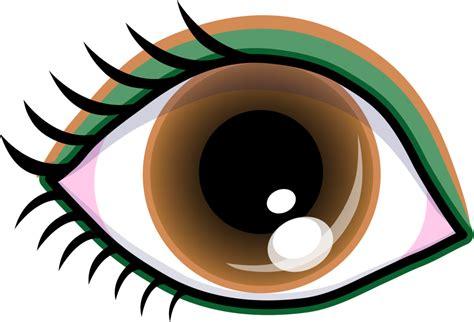 printable brown eyes 眼睛设计图 其他 动漫动画 设计图库 昵图网nipic com