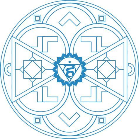 Chakra Mandala Coloring Pages Chakra Mandala Coloring Pages