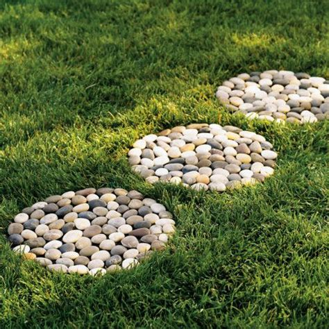 Feng Shui Gartengestaltung 5305 by River Stepping Stones Set Of 3 Manualidades