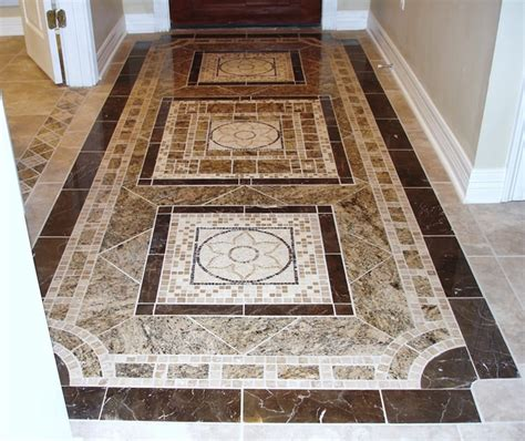 alte scheune varel entryway tile ideas custom entryway tile design