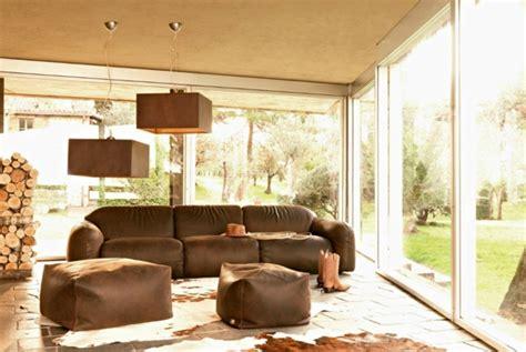 schöne teppiche fürs wohnzimmer wohnzimmer in braun wei 223
