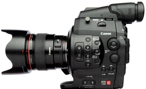 blogger video camera canon c300 and mobius prolost