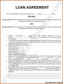 Auto Loan Agreement Template 12 Loan Contract Template Free Contract Template