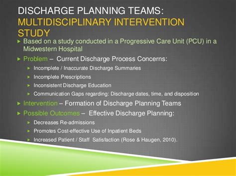 discharge planning from hospital to home idea home and house